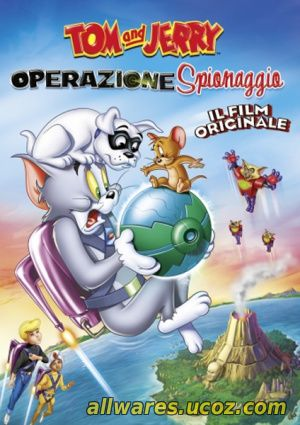 tomi da jeri: dazvervis saqme / Tom and Jerry: Spy Quest