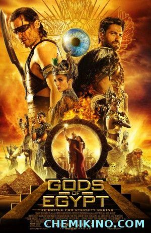 ეგვიპტეს ღმერთები / Gods of Egypt (2016)