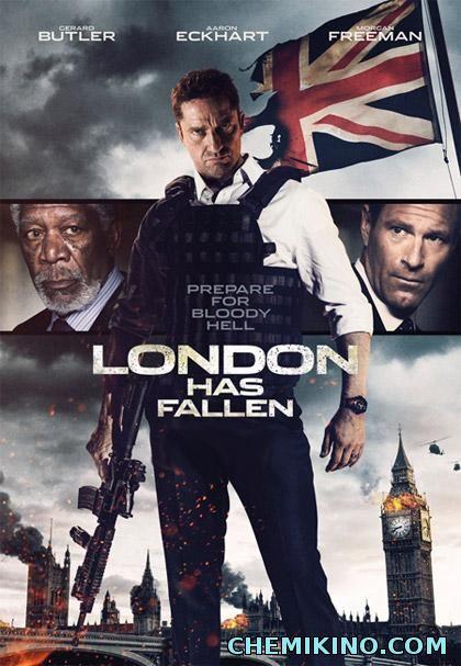 ლონდონის დაცემა / London Has Fallen